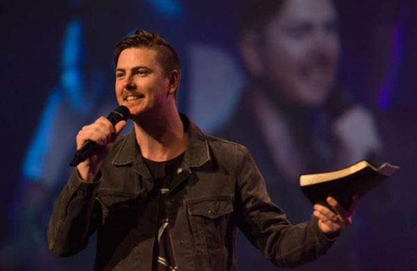 Chardon Lewis - Disciplemakers Search & Rescue Conference 2017